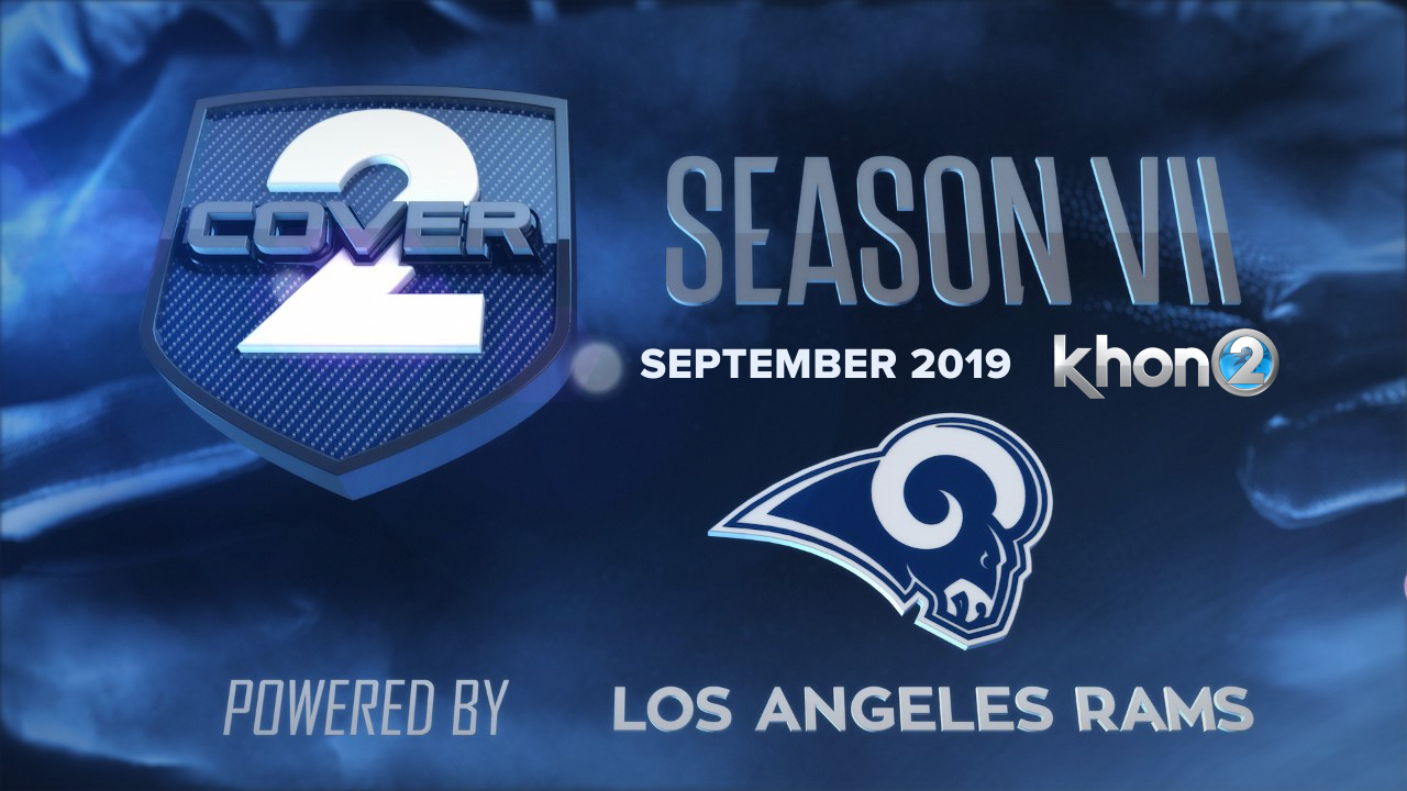 Los Angeles Rams announce partnership with KHON2 & Cover2