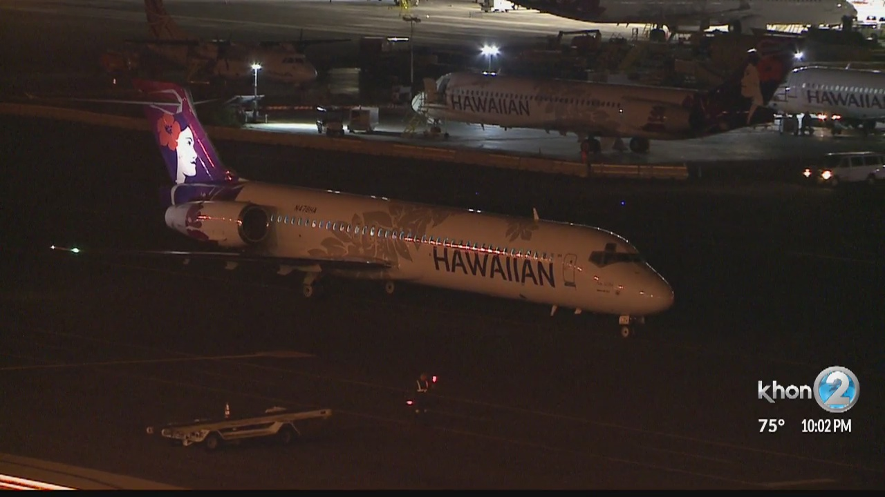 Hawaiian Airlines notifies crew on flight with Japan visitor ...