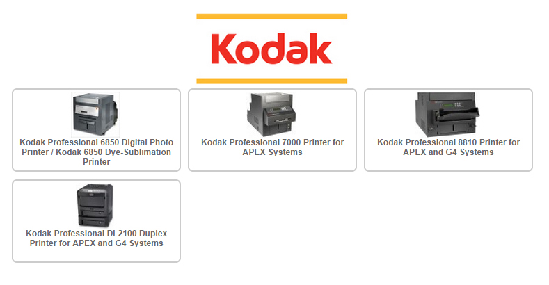 Kodak Professional 6850 Digital Photo Printer/Kodak 6850