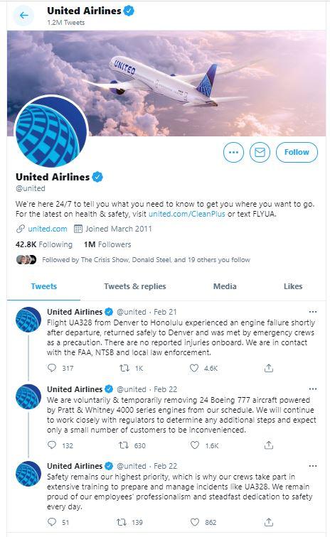 Phát ngôn của UA