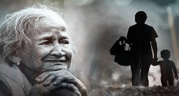 Người mẹ già đang khóc, hãy cho bà ấy thêm một chút hiếu thảo.. – Khuong  Viet Tu