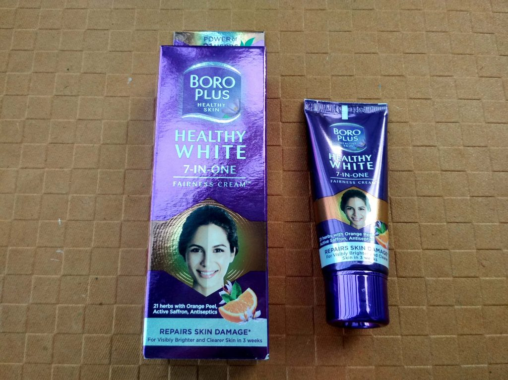 Boroplus Healthy White 7-in-one Fairness Cream Review ...