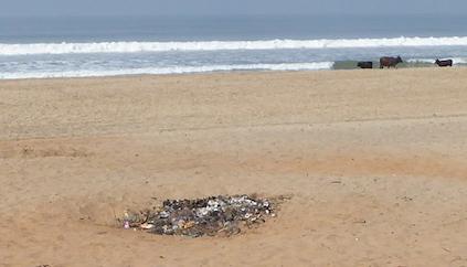 GK benki beach