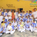 Notebooks Distribution Drive @ Girls Govt School , Nuh on 30th April 2016