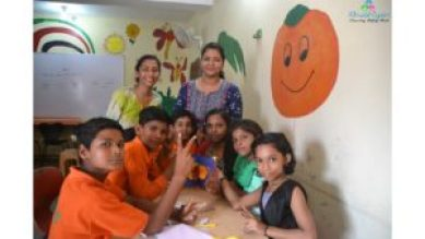 Khushiyan Teachers Day Celebration at Setu Foundation Noida