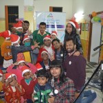 Christmas Celebration at St Judes Childcare center - 24th Dec