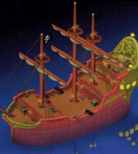 Neverland  Kingdom Hearts Wiki the Kingdom Hearts