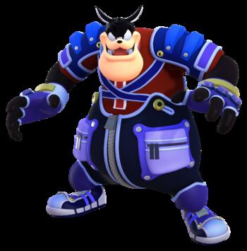 Pete Kingdom Hearts Wiki The Kingdom Hearts Encyclopedia