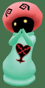 Pink Agaricus  Kingdom Hearts Wiki the Kingdom Hearts