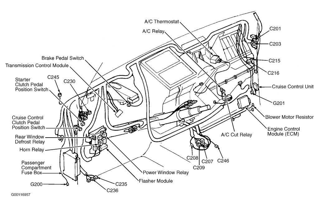2002 Kia Sportage Fuse Box Location : 35 Wiring Diagram