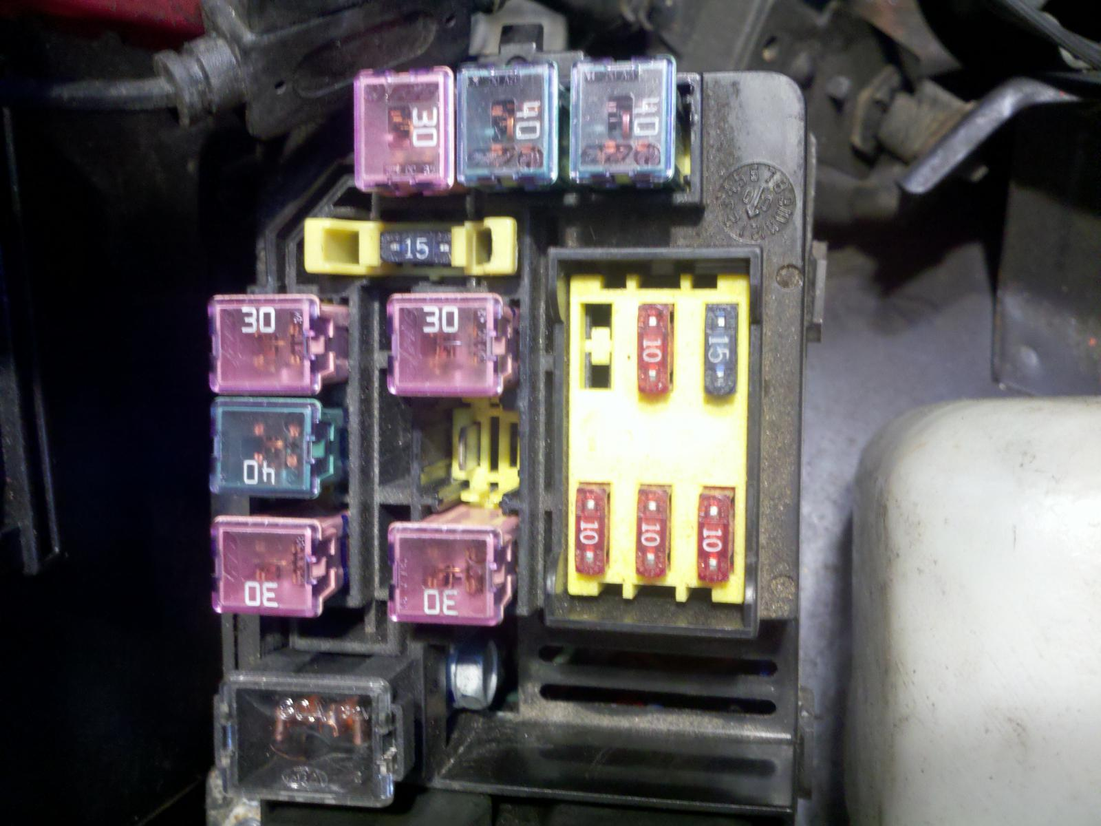 hight resolution of fuse layout kia forum rh kia forums com 2007 kia optima fuse box 2004 kia rio fuse box diagram