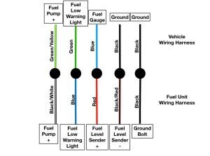 Fuel Pump Wiring Diagram  Kia Forum