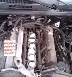 1996 kia sephia engine diagram vacuum [ 1600 x 1200 Pixel ]