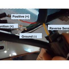 4 Post Ignition Switch Wiring Diagram 2001 Nissan Pathfinder Audio Homelink Rear View Mirror Install - Kia Forum