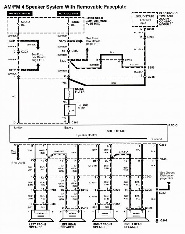 hyundai wiring diagrams free diagram 4 pin relay trying to install new stereo can t figure out power kia forum