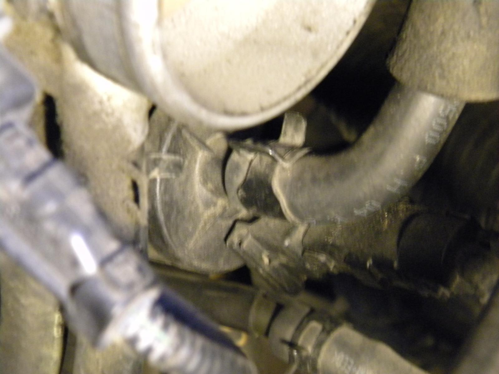 hight resolution of purge control solenoid valve pcsv purge valve just below