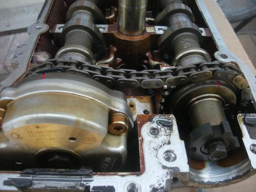 small resolution of camshaft chain position kia forum