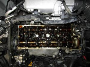 Low Oil pressure light, engine sludge  Kia Forum