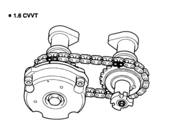 Hyundai Elantra Timing Belt Diagram. Hyundai. Auto Wiring