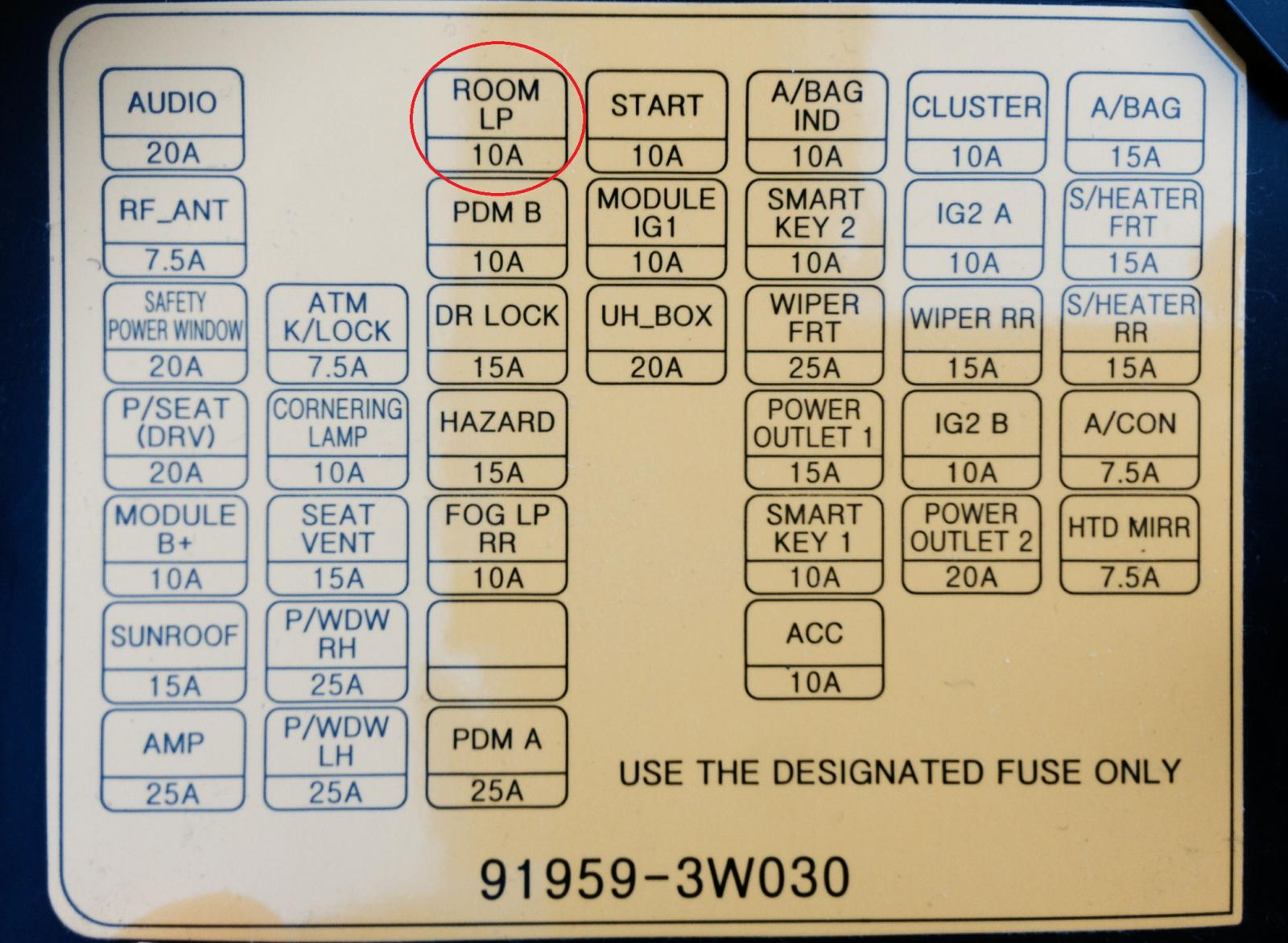 hight resolution of 2012 sentra fuse box