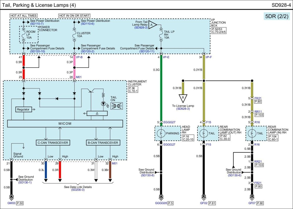 medium resolution of kia tail light wiring wiring diagram schematics 2006 kia rio radio wiring diagram kia wiring diagram