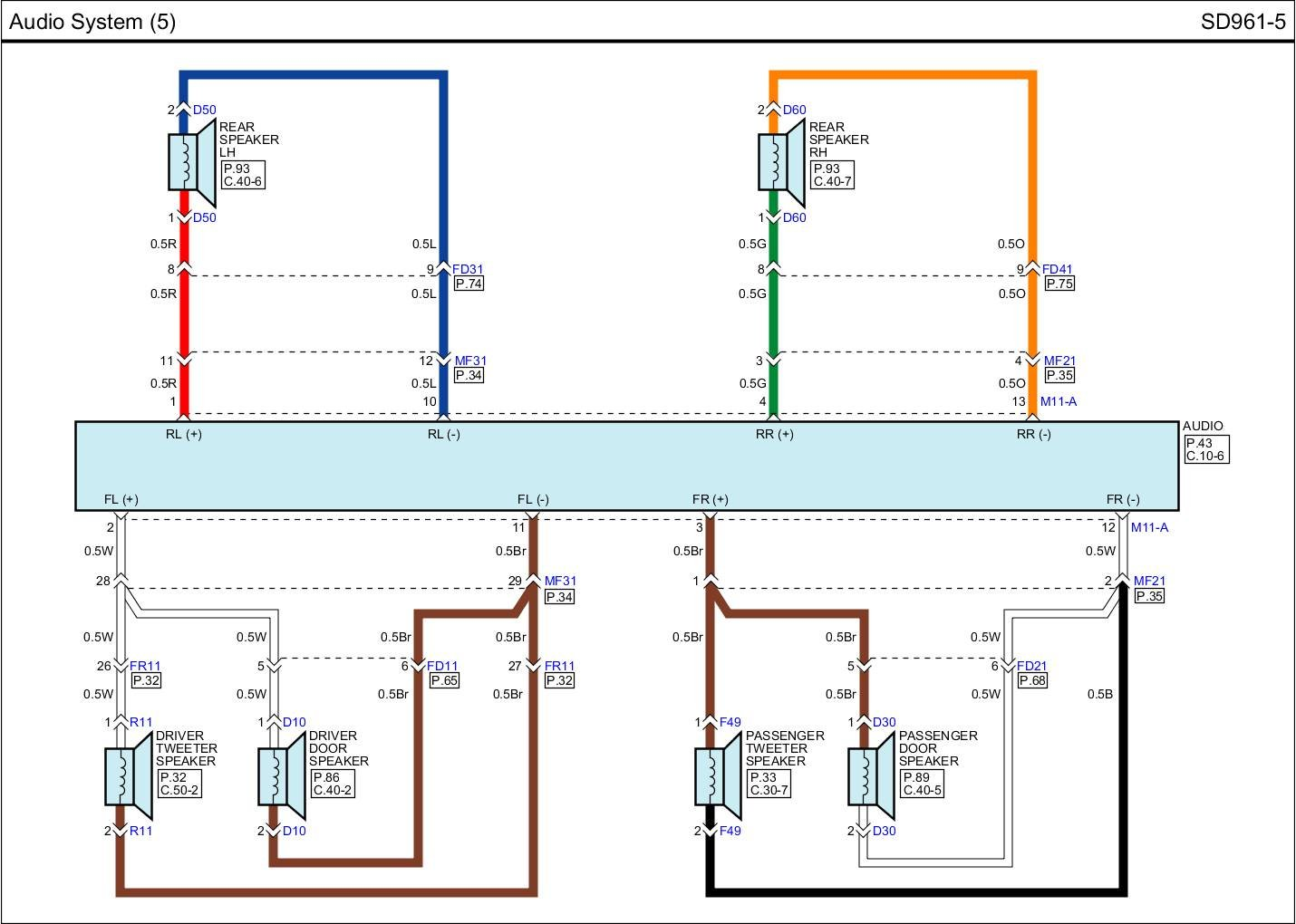 hight resolution of kia rio wiring diagram wiring libraryclick image for larger version name speakers jpg views 4717 size