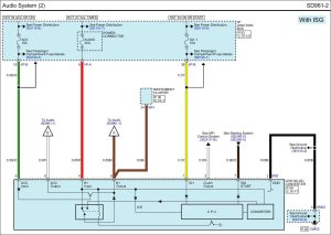 Wiring diagram for 2013 kia rio SX with navigation  Page