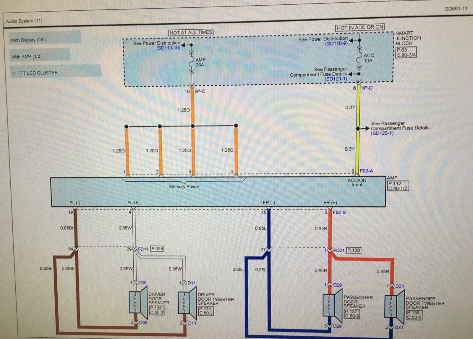 kia rio 2009 radio wiring diagram columbus ship forum