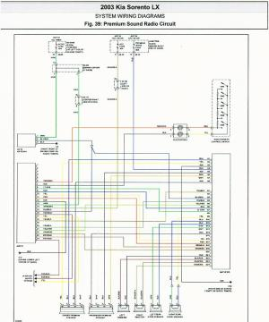 HELP!!! Need Wire Color Diagram for 2003 Sorento  Kia Forum