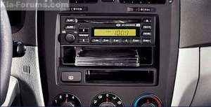 After Market Stereo For 20045 Spectra  Kia Forum