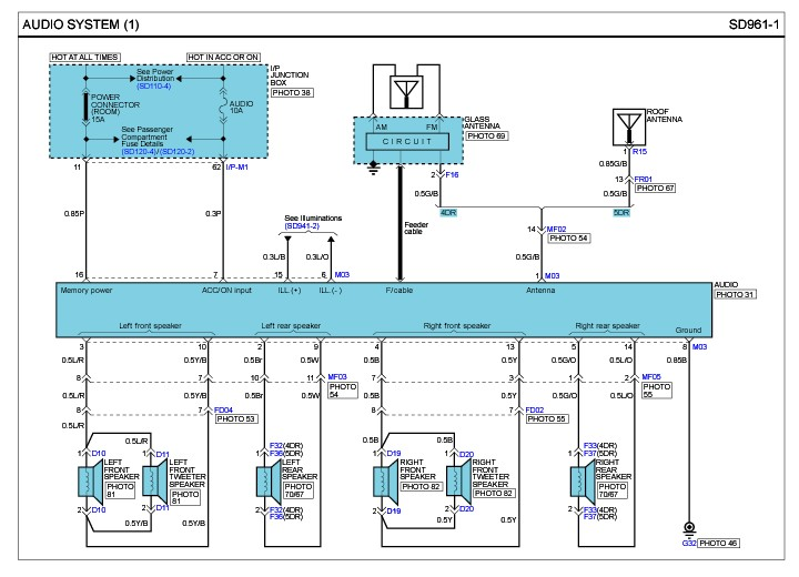 car stereo wire diagram c plan wiring with pump overrun help kia forum click image for larger version name spectraaudio1 jpg views 73129 size 79 0