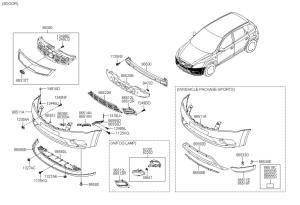 MY10 parts diagrams? Damaged my front  Kia Forum