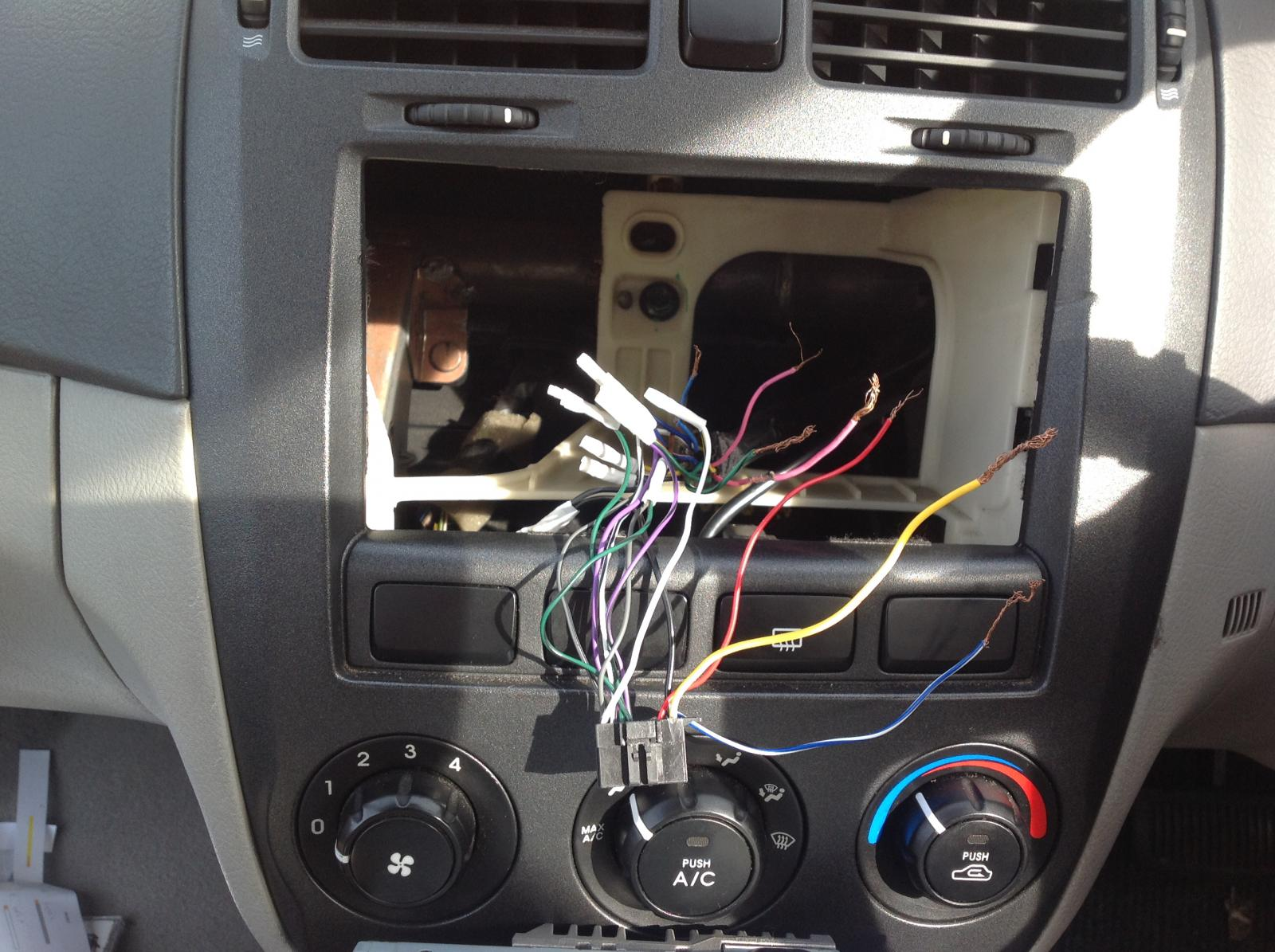 kia rio wiring diagram stereo shear and moment diagrams for frames cerato 2005 radio nightmare forum