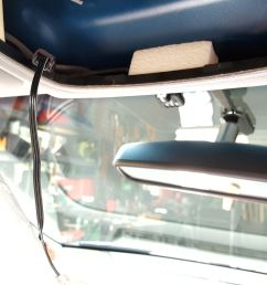 replacing rearview mirror with homelink and compass 8 wiring left jpg  [ 1600 x 900 Pixel ]
