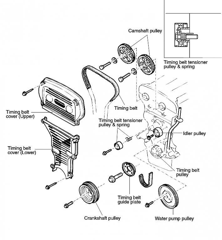 Kia Timing Belt Replacement