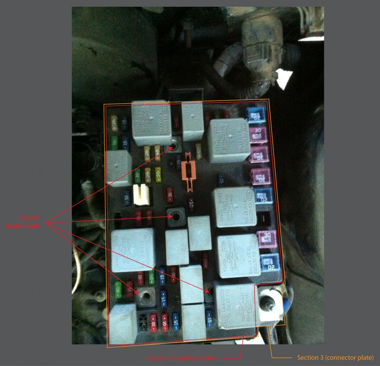 hight resolution of 02 kia spectra fuse box simple wiring diagram 2003 kia sorento fuse box diagram 02 kia