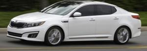 Kia Optima po faceliftingu