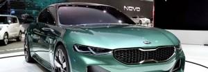 Kia Novo Concept robi wrażenie!