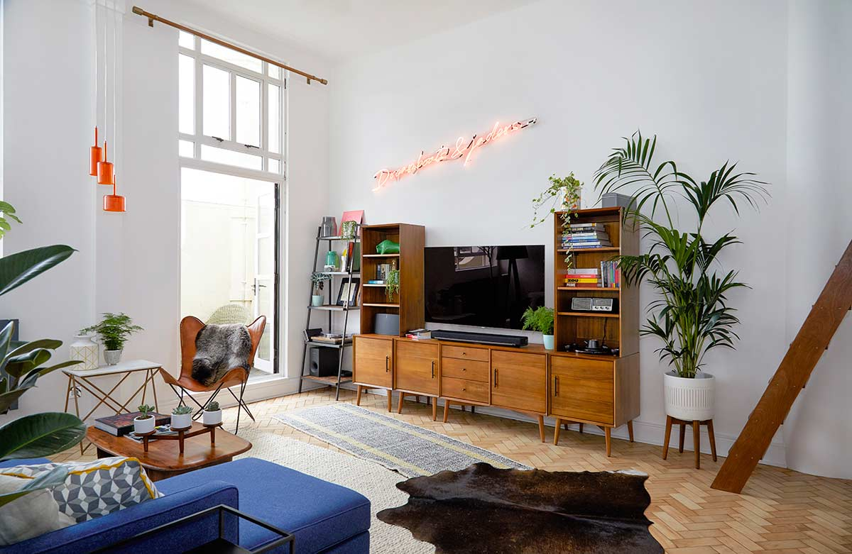 MidCentury Penthouse N7  Kia Designs  Residential
