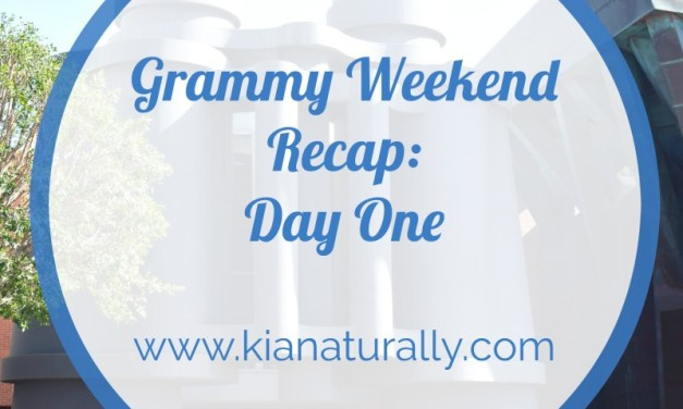 Grammy Weekend Recap – Day 1