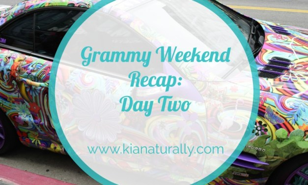 Grammy Weekend Recap – Day 2