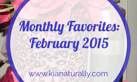 Monthly Favorites: February 2015