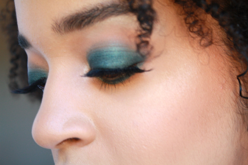 Green Smoky Eye kianaturally