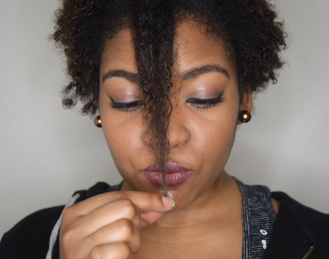 On The Path To Healthy Hair: #RetainYourMane Hair Growth Challenge - www.kianaturally.com