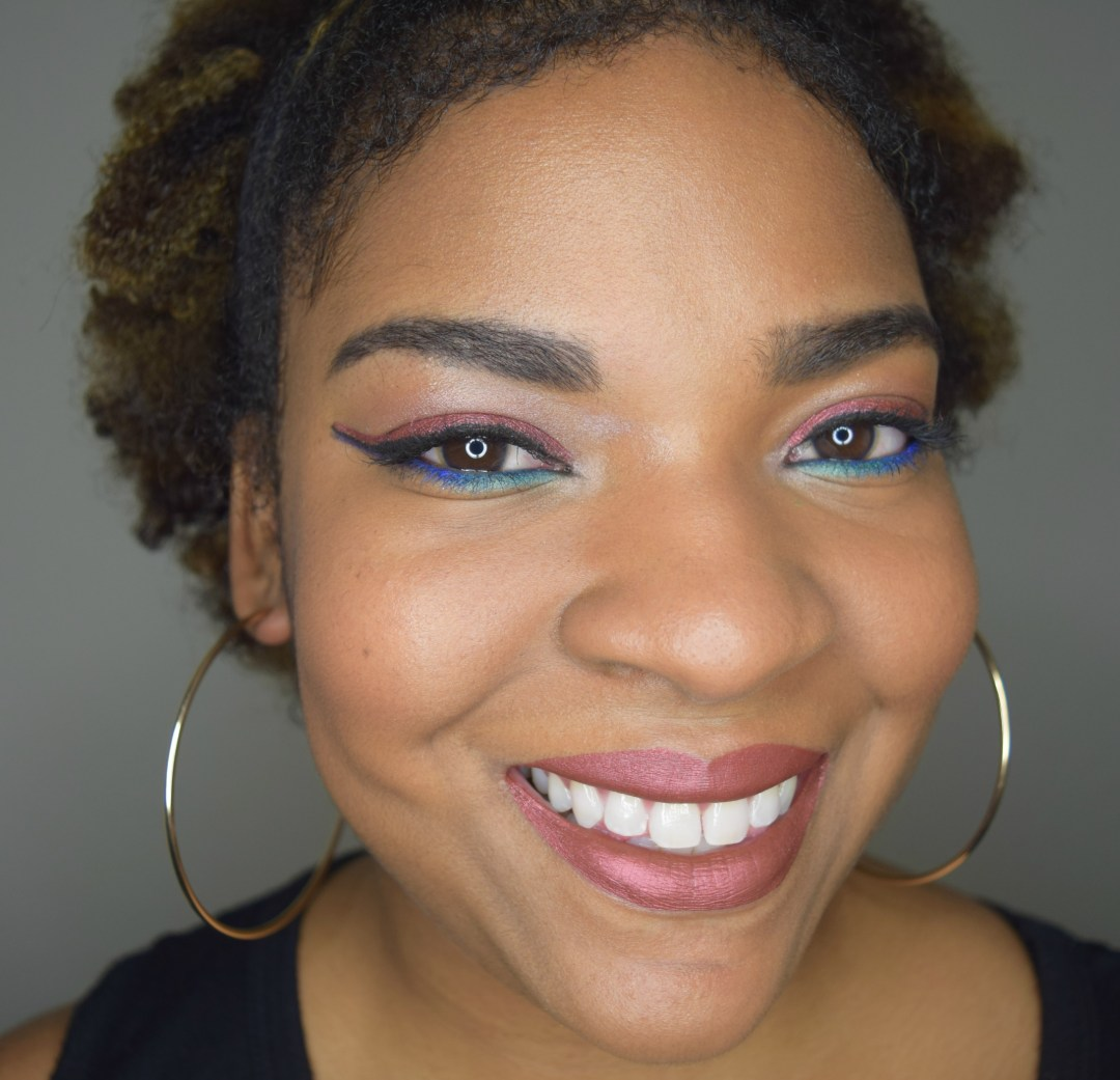 How To Rock This Festive & Colorful Coachella Makeup Look - www.kianaturally.com