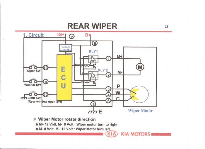 2004 kia sorento parts diagram 1996 chevy silverado stereo wiring engine rear wiper running continuously forum rh forums com 2007