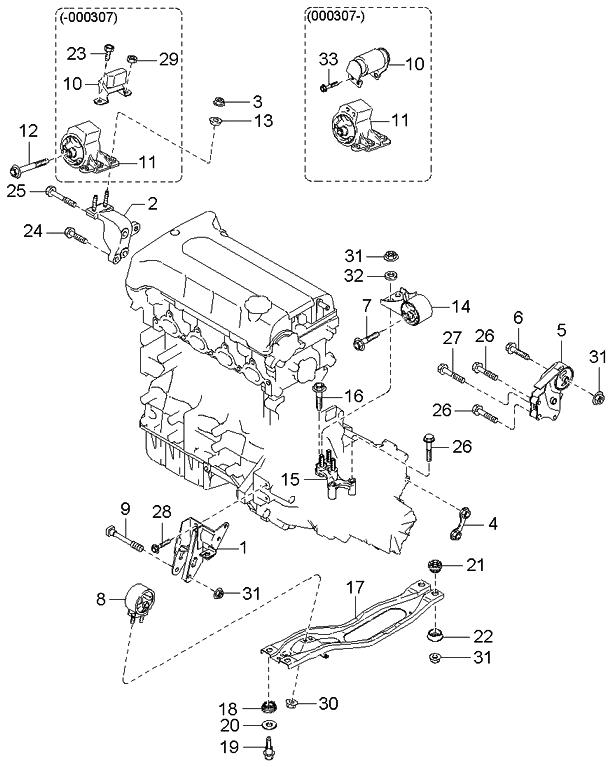 [DIAGRAM] 2001 Kia Sephia Engine Diagram FULL Version HD
