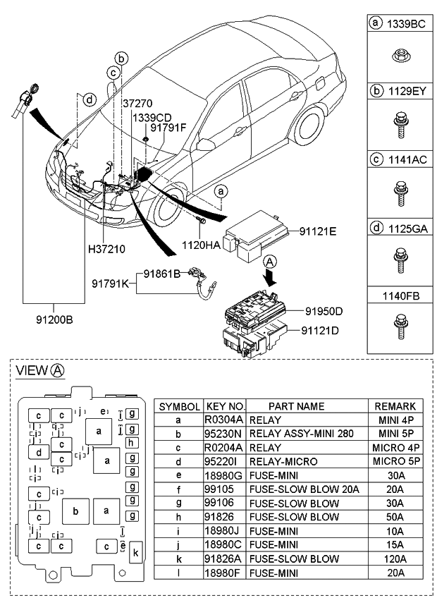 [DIAGRAM] 2006 Kia Spectra Headlamp Wiring Diagram FULL