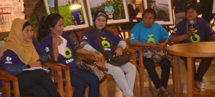 Tujuh Wanita Pejuang Pangan Berbagi Cerita di Hari Perempuan Sedunia