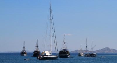 Sail Komodo 2013 Rugikan Nelayan Tradisional